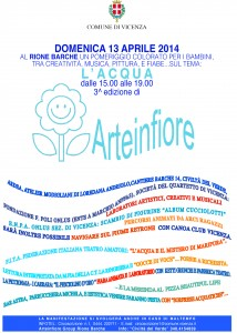 LOCANDINA arteinfiore 2014.indd